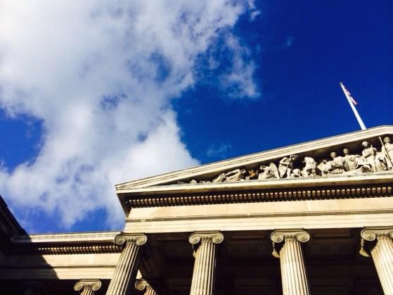 Snapshots of London, British Museum
