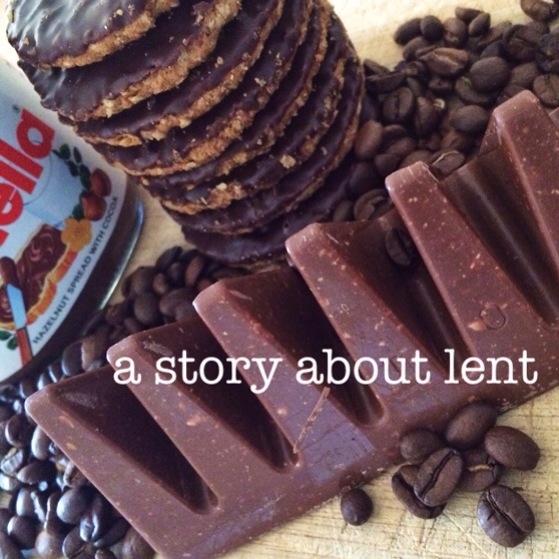 A Story about Lent, Walking in the Light