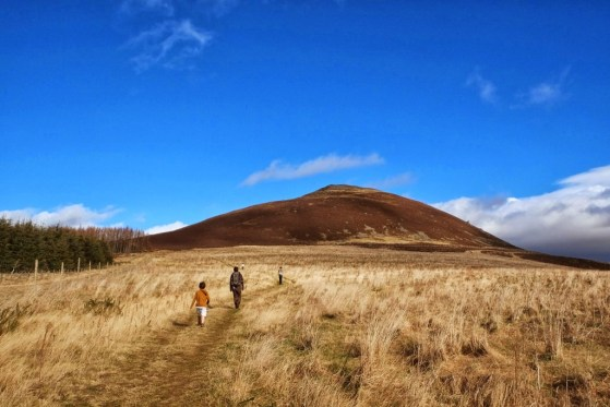 March Walk Aberdeenshire, Tap o Noth, #48walks
