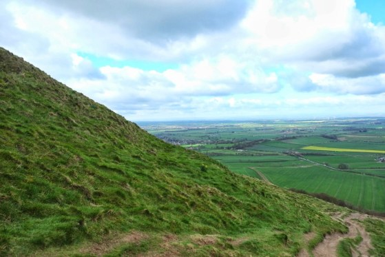 Roseberry Topping Walk, Walking with Children, North Yorkshire, North York Moors