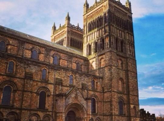 Snapshots of Durham, England, Durham Cathedral, Romanesque Architecture