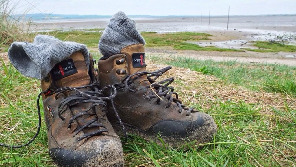 #48walks, Long Walks, St Cuthberts Way, Lindisfarne