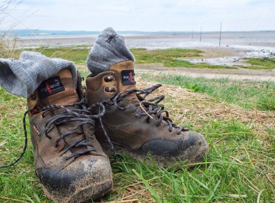 #48walks, Long Walks, St Cuthberts Way, Lindisfarne