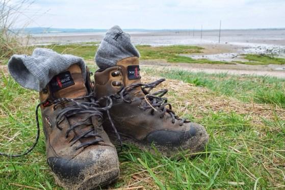 #48walks, St Cuthberts Way, Lindisfarne