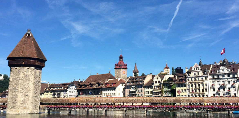 Snapshots of Lucerne