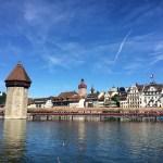 Snapshots of Lucerne {Switzerland}