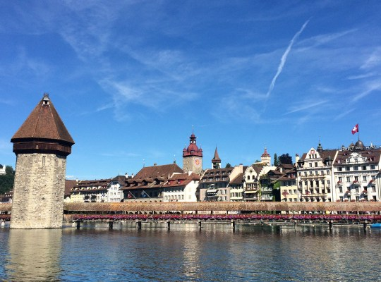 Snapshots of Lucerne