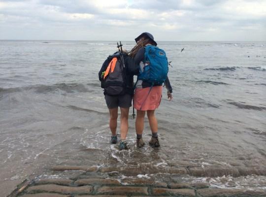 Coast to Coast Finishing, Wainwright, Macs Adventure, #48walks