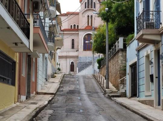 Snapshots of Athens, Greece