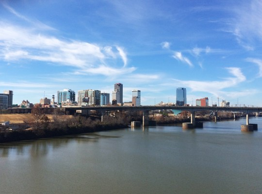 Little Rock, Podcast, Amateur Traveler, In the Pipeline