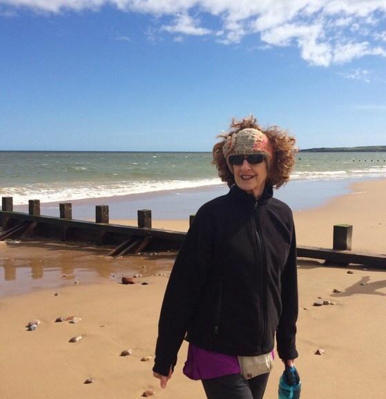 Mama in Scotland