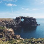Coastal Walk With Mama: New Slain's Castle