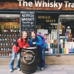 Snapshots of the Speyside Sistas