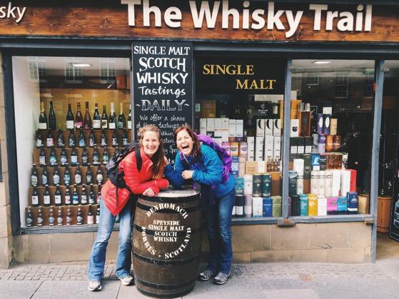 Speyside Sistas, Speyside Way, Macs Adventure, Whisky Trail
