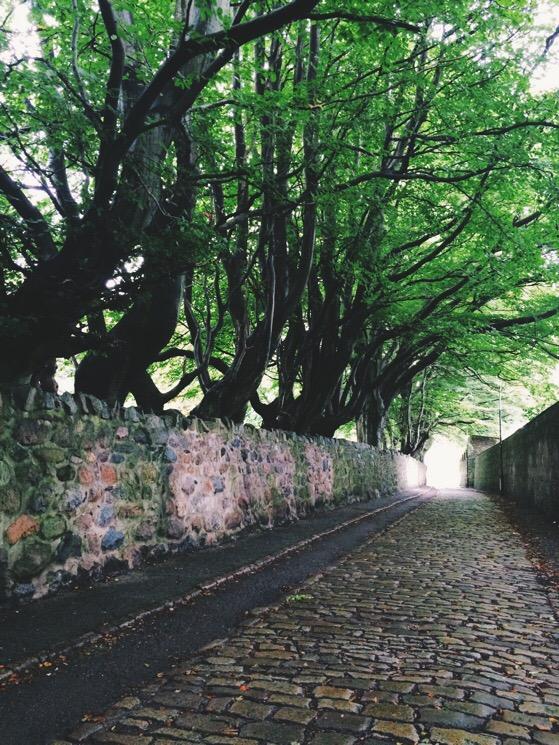 Chasing Daylight September, Scotland