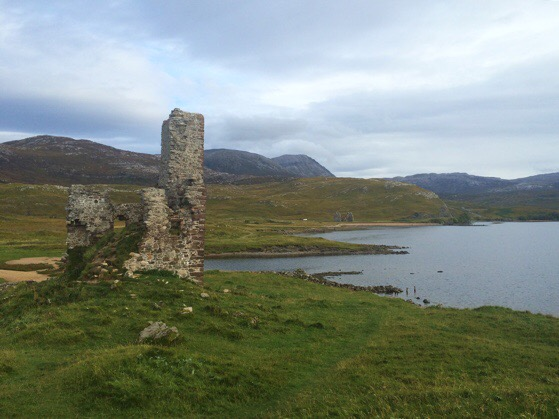 Northwest Highlands of Scotland, Suilvan, Clashnessie, Lochinver, Clachtoll, Hillwalking, Family Holidays