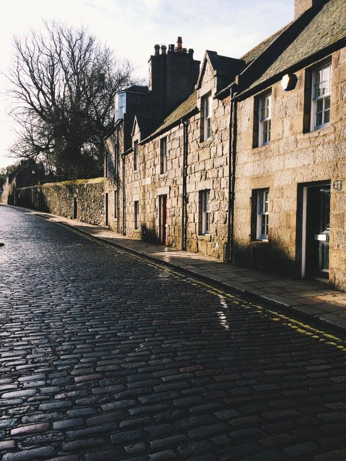 Aberdeen, Old Town, Scotland
