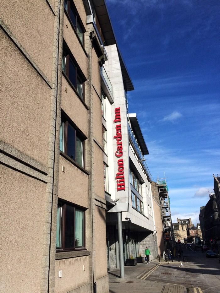 Aberdeen, Scotland, Hilton Garden Inn