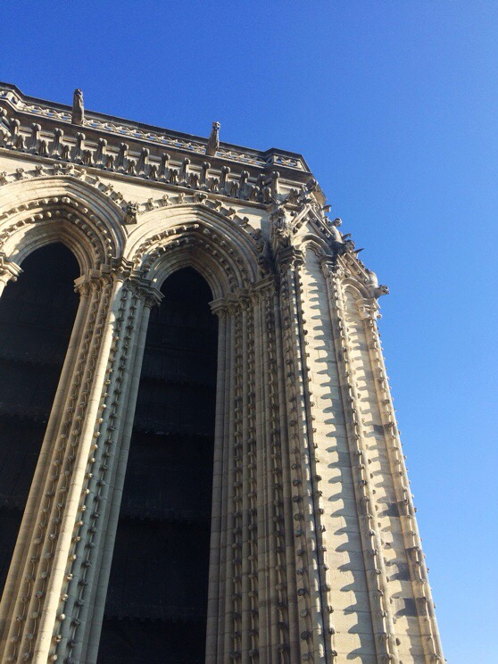 Notre Dame, Snapshots of Paris, Paris in WInter