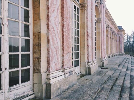 Snapshots of Versailles Palace, France, Paris