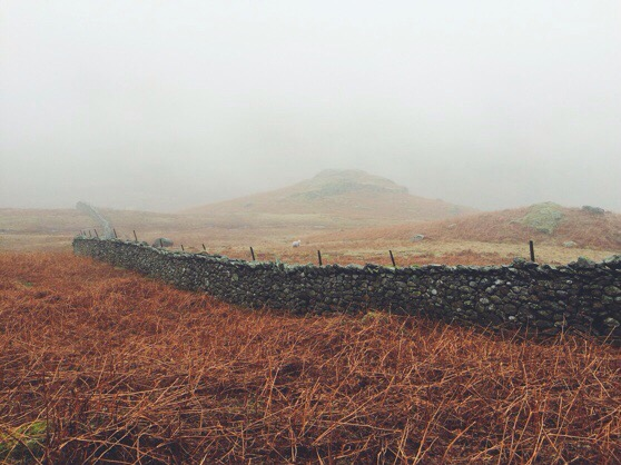 Hike to Easedale Tarn from Grasmere, Lake District, YHA, England
