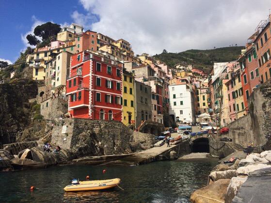 Riomaggiore, Cinque Terre, Alison Chino, Italy