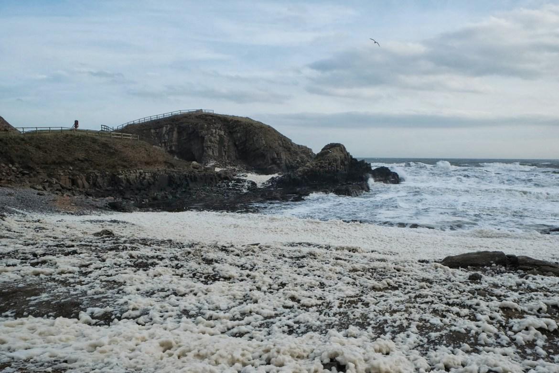 Aberdeen Coastal Trails, Collieston, Scotland
