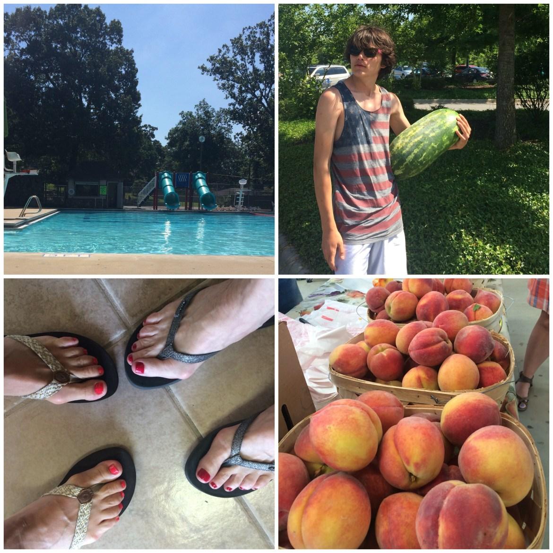 Arkansas Grateful, Summer Grateful