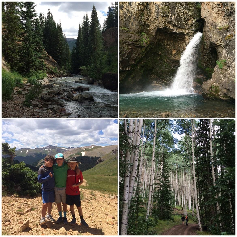 Summer Grateful, Colorado