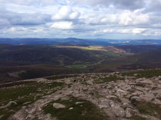 Mt Keen Scotland, Munro Bagging, Hillwalking in the UK