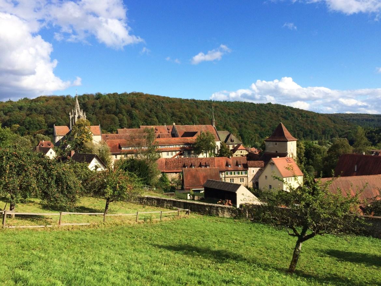 Snapshots of Tubingen, Germany, Deutschland, Bebenhausen