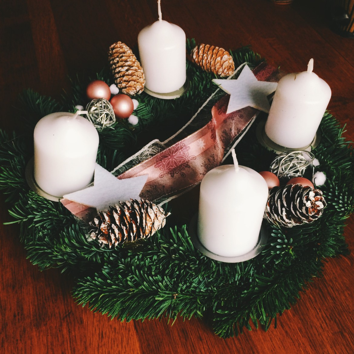 Advent Wreath, Christmas