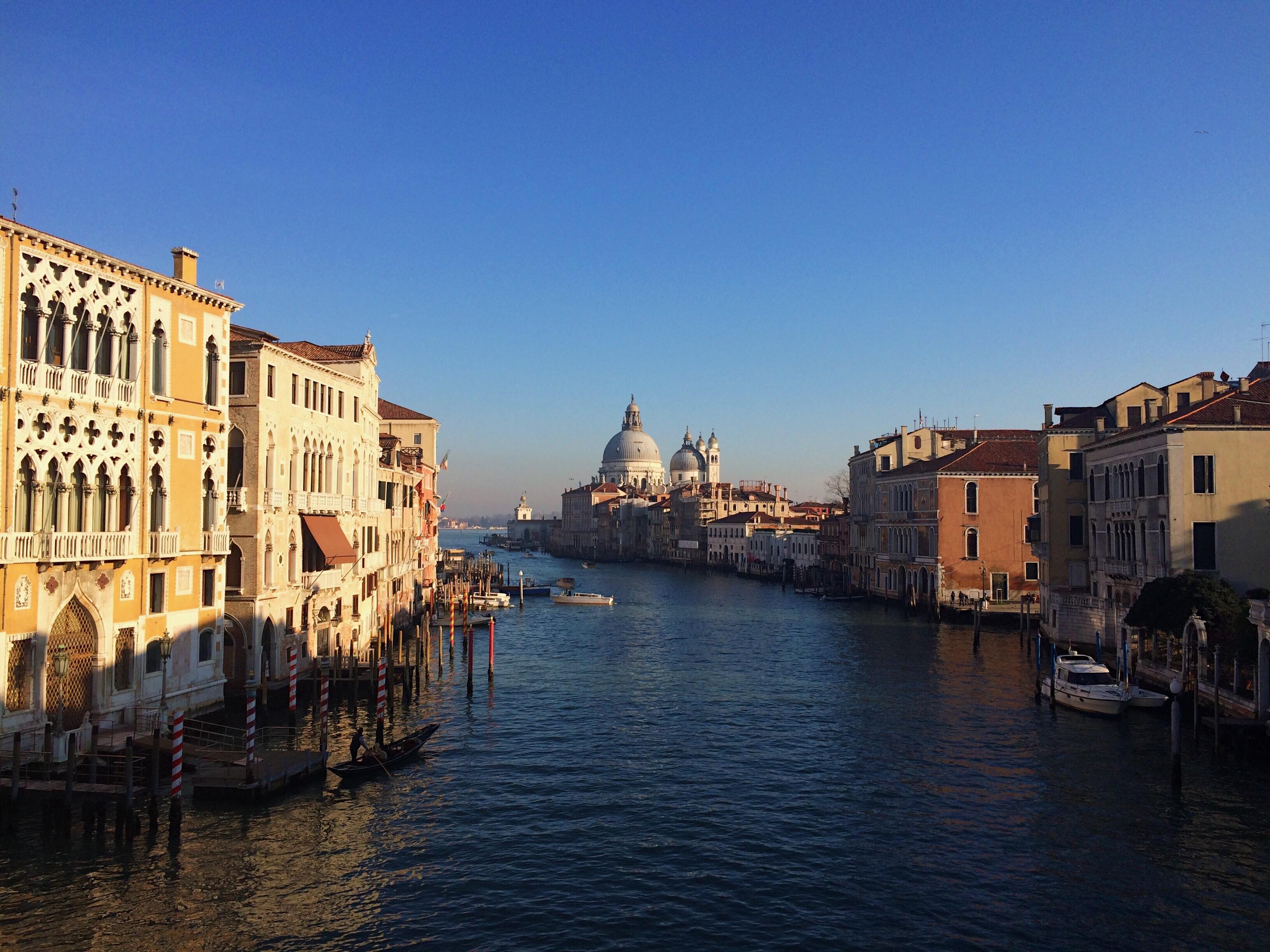 Venice, Christmas, Italy