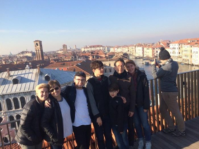 Venice, Italy, Christmas, Rooftops
