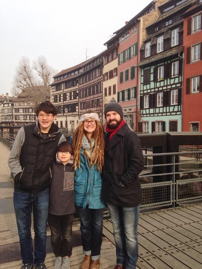 Snapshots of the world, strasbourg, france