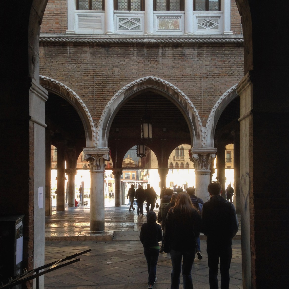 Venice Walks of Italy Tour, Eating in Venice