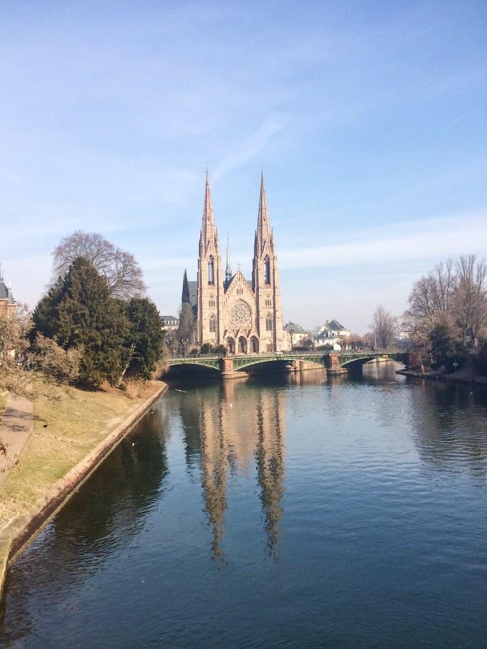 Snapshots of Strasbourg, France