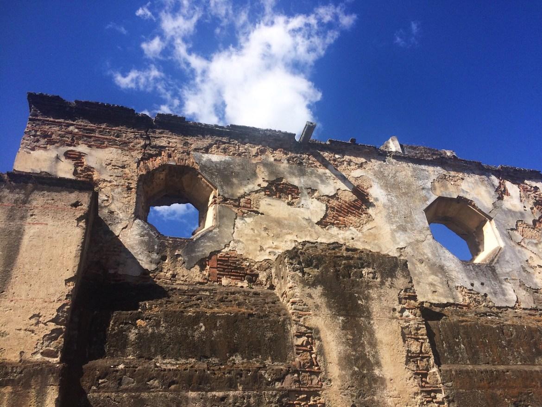 Snapshots of Antigua, Guatemala