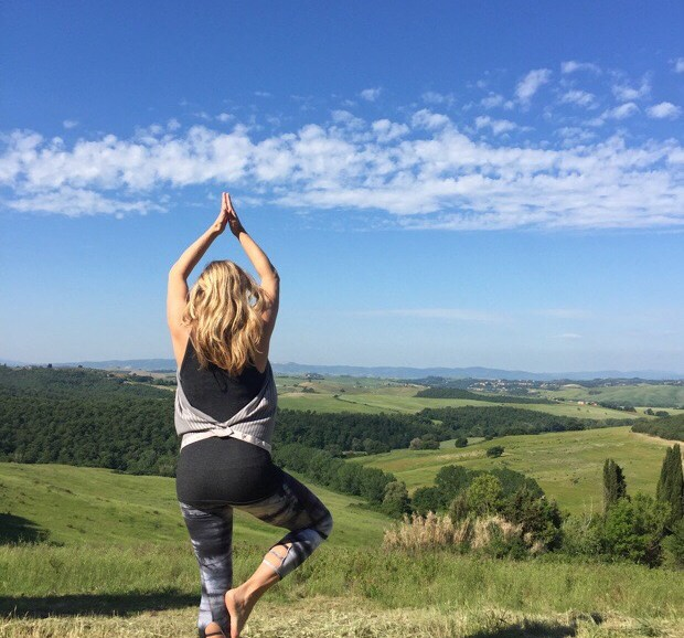 Yoga in Italy, Tuscany, A Dreamy Trip, 5 Retreats, Yoga Retreats