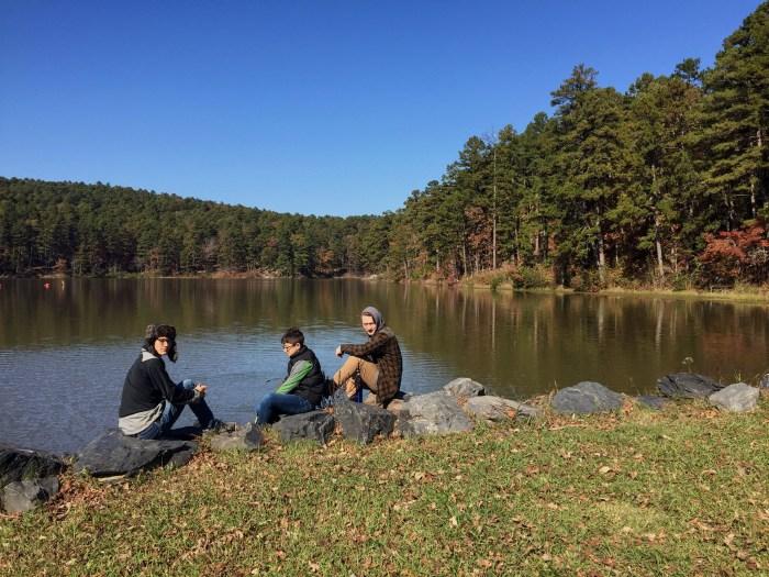 Lake Sylvia, Arkansas 2018