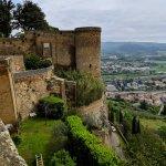 Snapshots of Orvieto, Italy