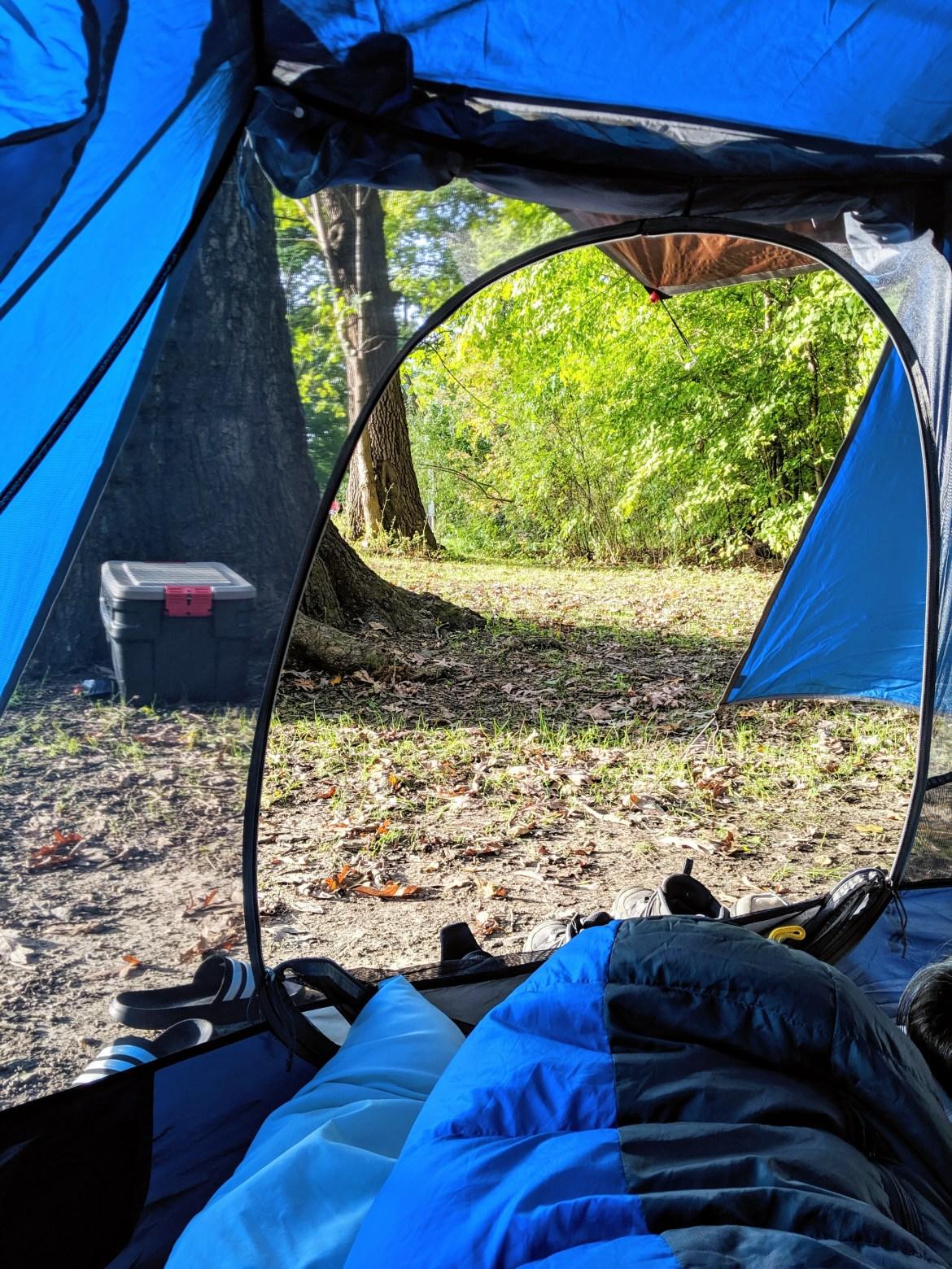 Starved Rock CampingIMG_20191005_082249