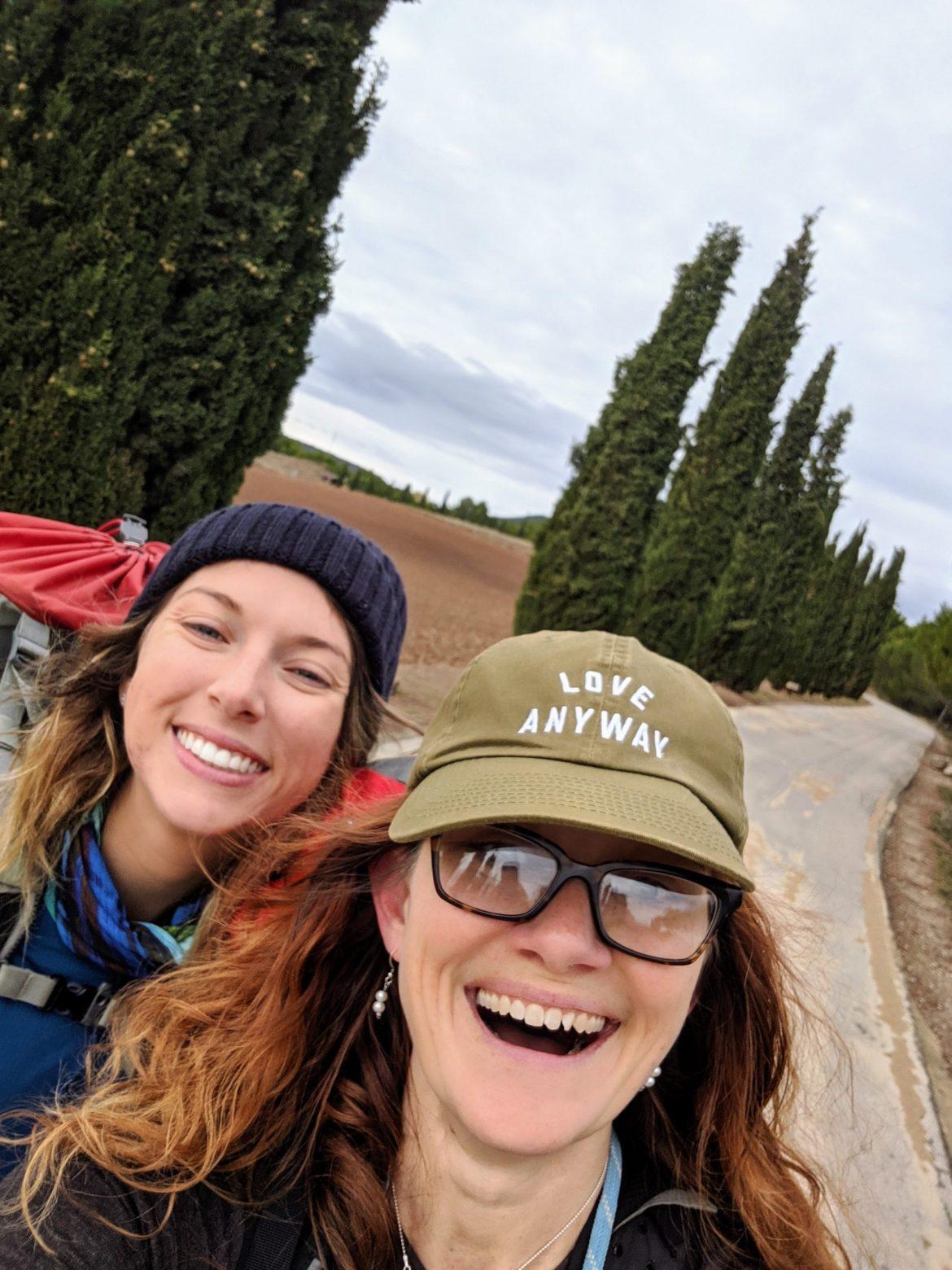 Camino de Santiago, Logrono to Navarrete