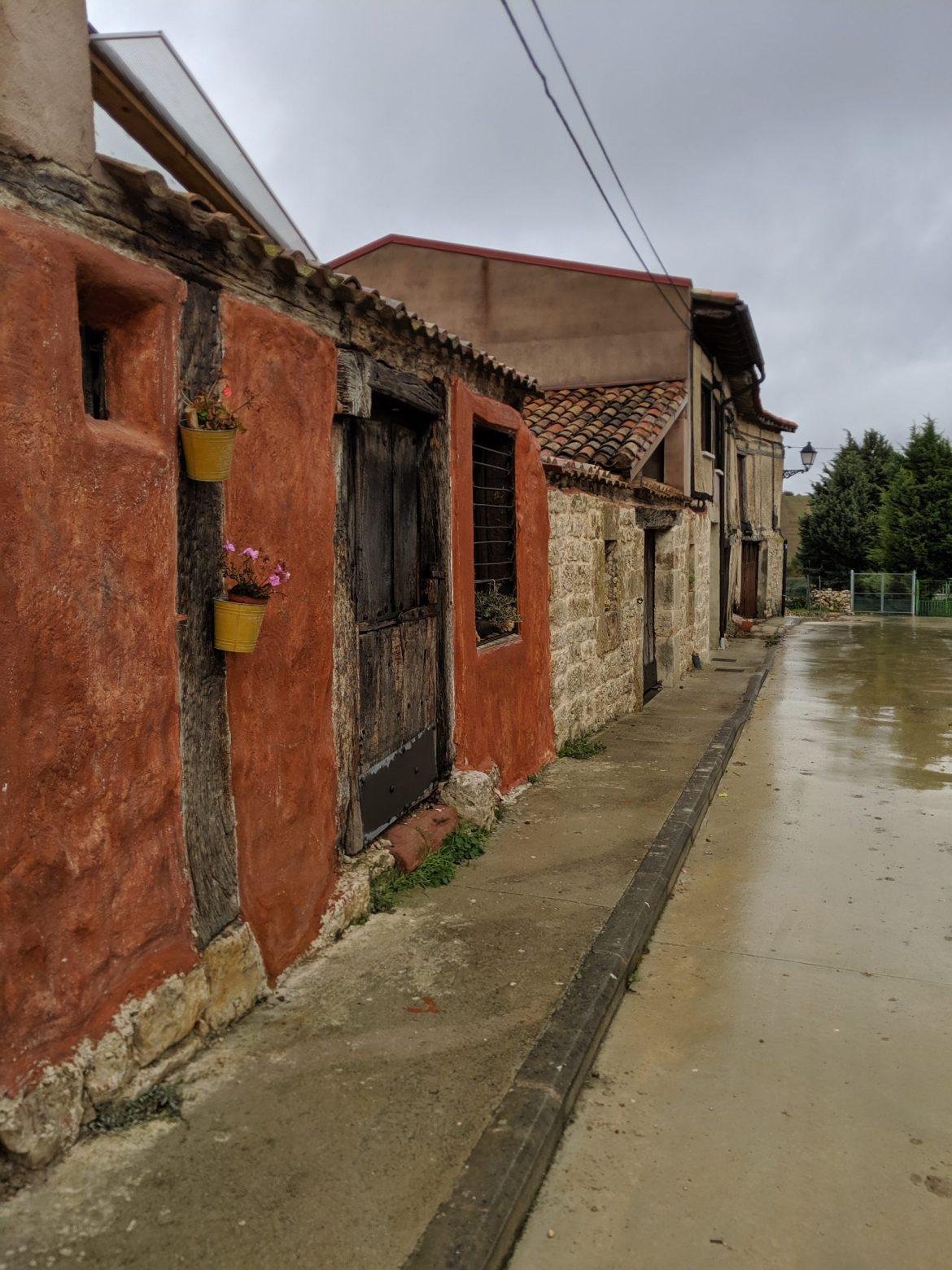 Villafranca to Atapuerca