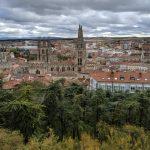 Snapshots of Burgos, Spain
