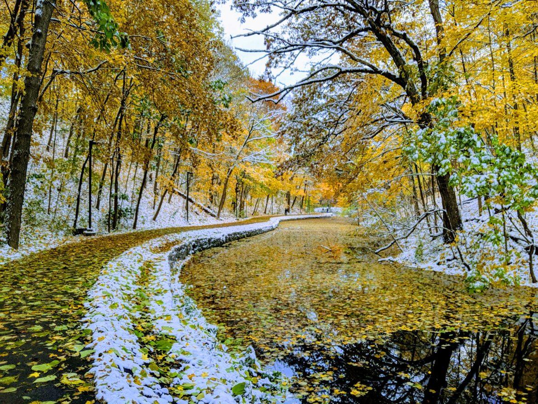 Winter in IL2