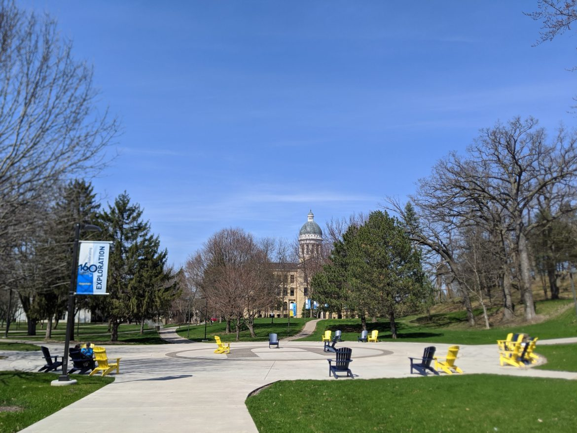 Spring at Augustana7