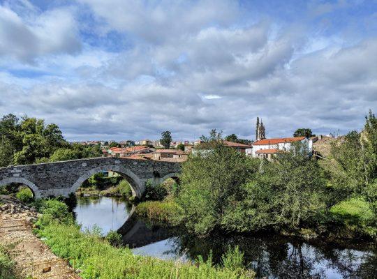 Ligonde to Melide, Camino de Santiago, Palas de Rei to Melide