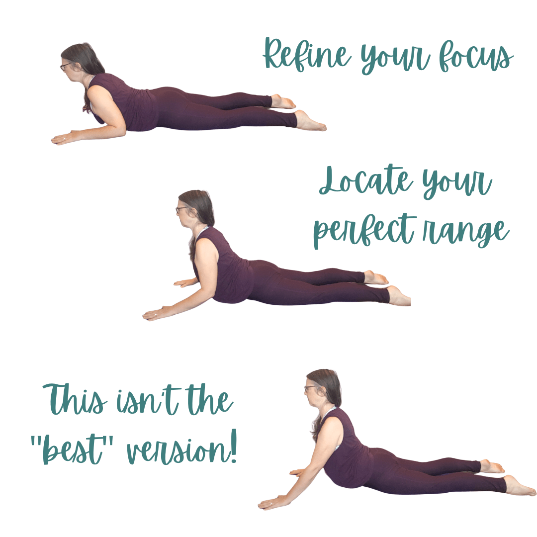 how to do upper back extension