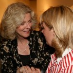 Blyth Danner and Alison Larkin